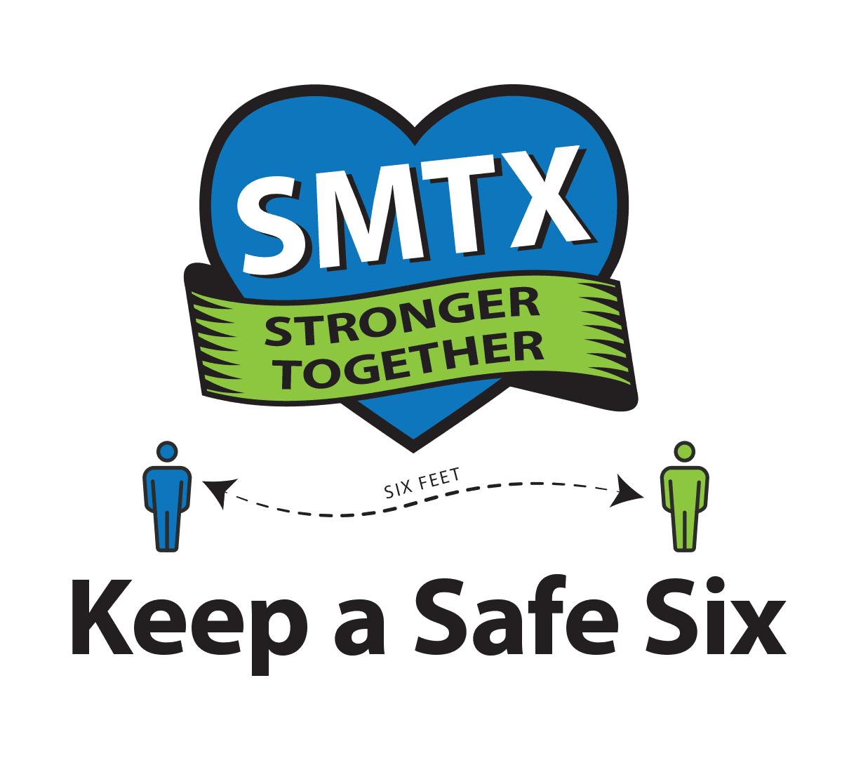 Public Health Advisory_Stay a Safe Six Apart