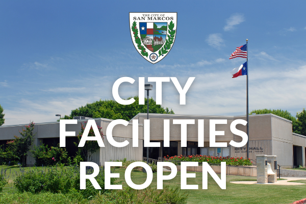 NF City Facilities Reopen