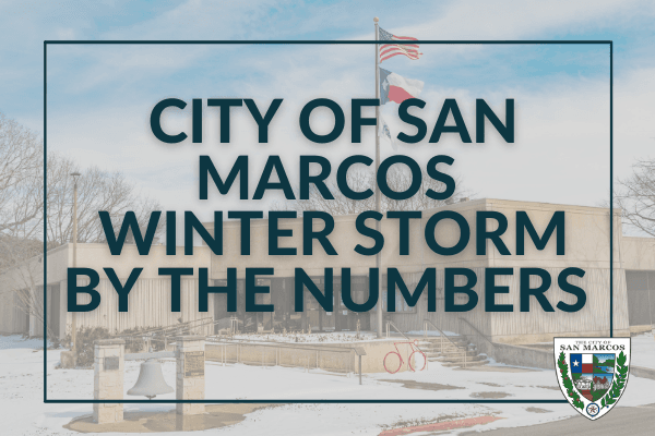 Winter Storm By The Numbers
