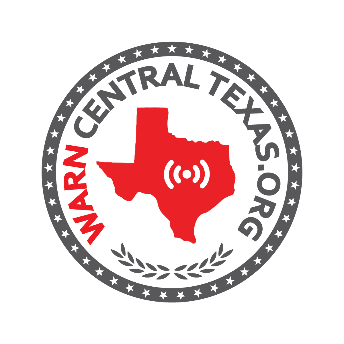 Warn Central Texas logo