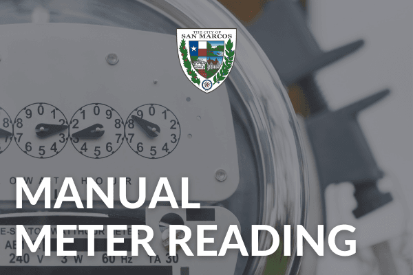NF MANUAL METER READING