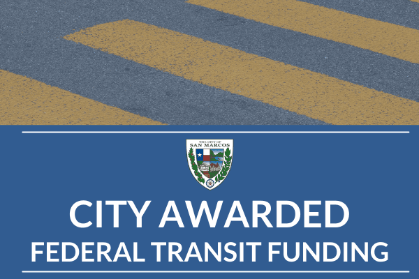 Federal transit funds image
