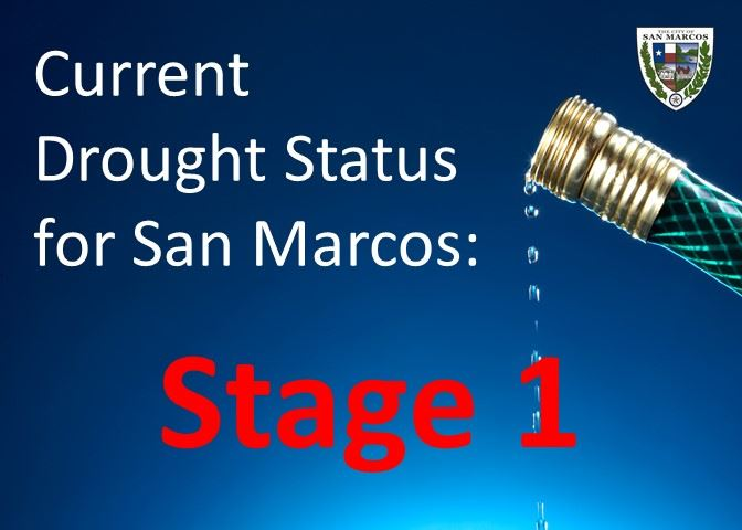 Drought Status - Stage 1