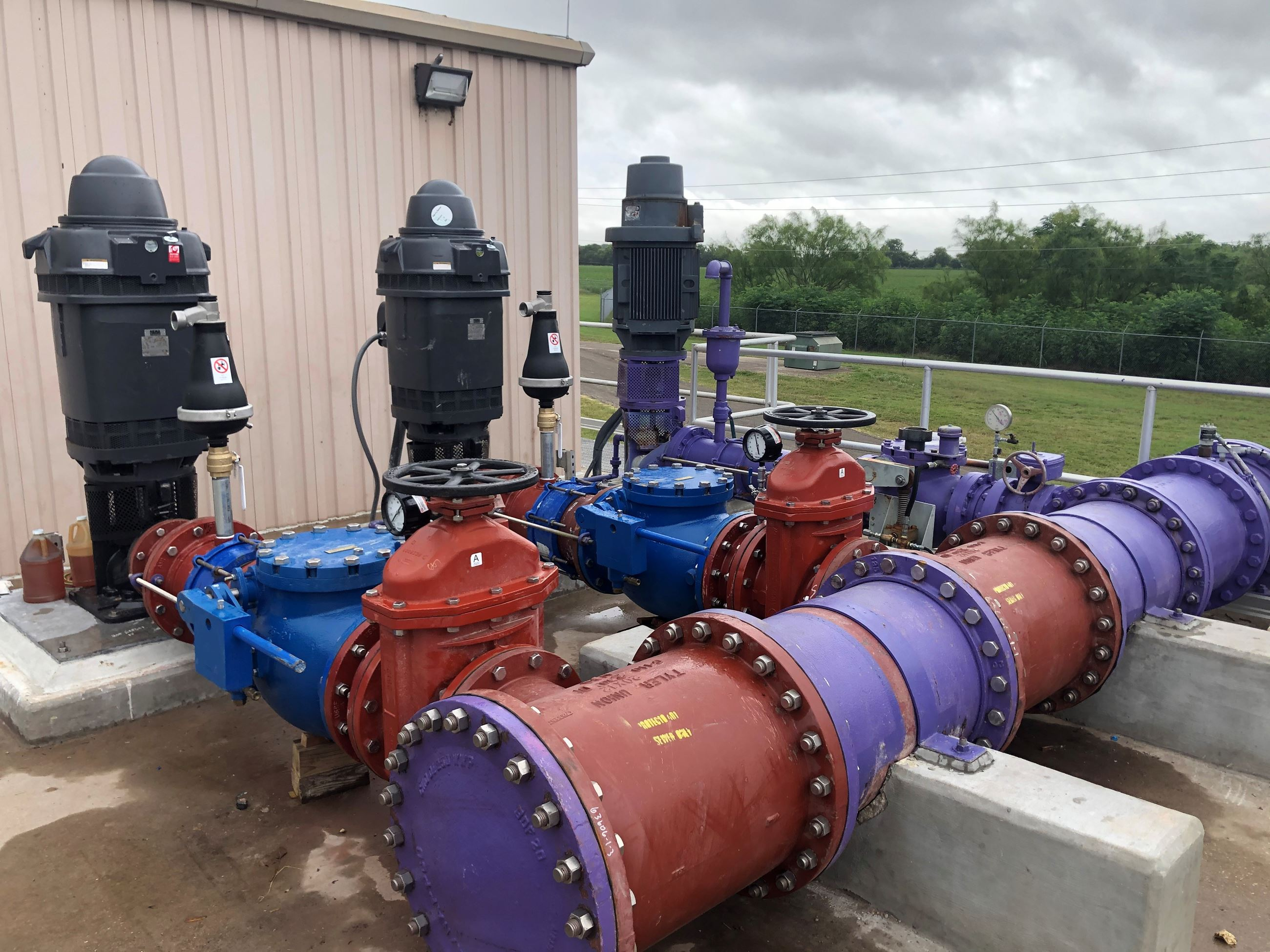 Reclaimed Water Pumps  Opens in new window